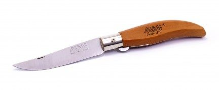 MAM - אולר עבודה וגילוף להב ננעל- IBERICA'S POCKET KNIFE WITH AUTOMATIC BLADE LOCK