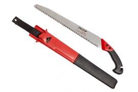 falci- מסור יד מקצועי פלסי-PRUNING SAW STRAIGHT BLADE WITH HOLSTER