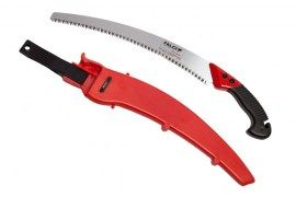 falci- מסור יד מקצועי פלסי-PRUNING SAW CURVED BLADE WITH HOLSTER