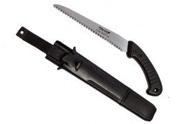 falci- מסור יד מקצועי פלסי-PRUNING SAW FIXED BLADE WITH HOLSTER