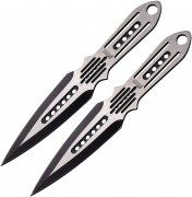 MTech Xtreme- זוג סכיני הטלה- Two Piece Throwing Knife Set