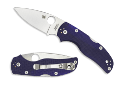 Spyderco - אולר נייטיב 5 ספיידרקו -NATIVE 5 G-10 MIDNIGHT BLUE CPM S110V
