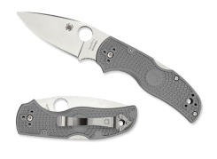 Spyderco - אולר נייטיב 5 ספיידרקו - NATIVE LIGHTWEIGHT GREY MAXAMET