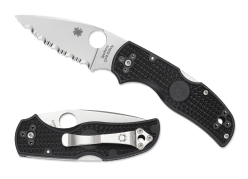 Spyderco - אולר נייטיב 5 ספיידרקו -NATIVE 5 LIGHTWEIGHT BLACK