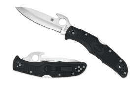 Spyderco - אולר אנדורה FG ספיידרקו -ENDURA 4 LIGHTWEIGHT EMERSON OPENER